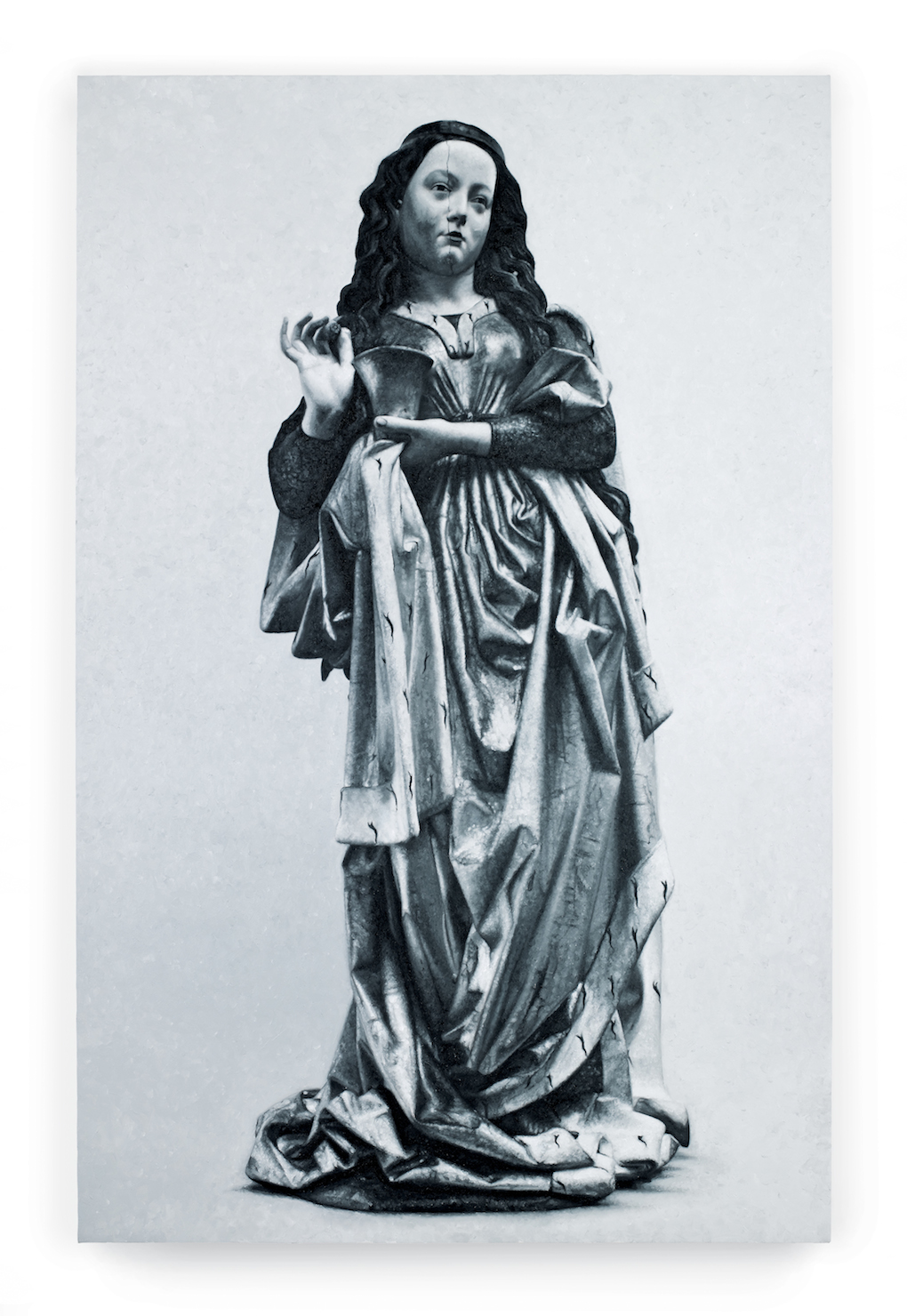 Rudolf Stingel, Untitled (St. Barbara), 2009
