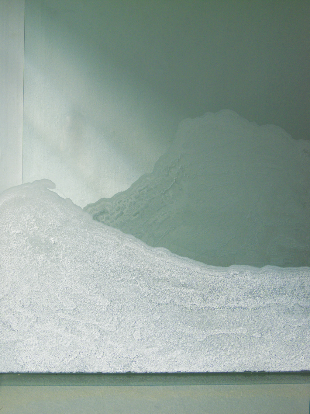 Thiago Rocha Pitta, A Rocky Mist, 2009. Photo & courtesy: Thiago Rocha Pitta.
