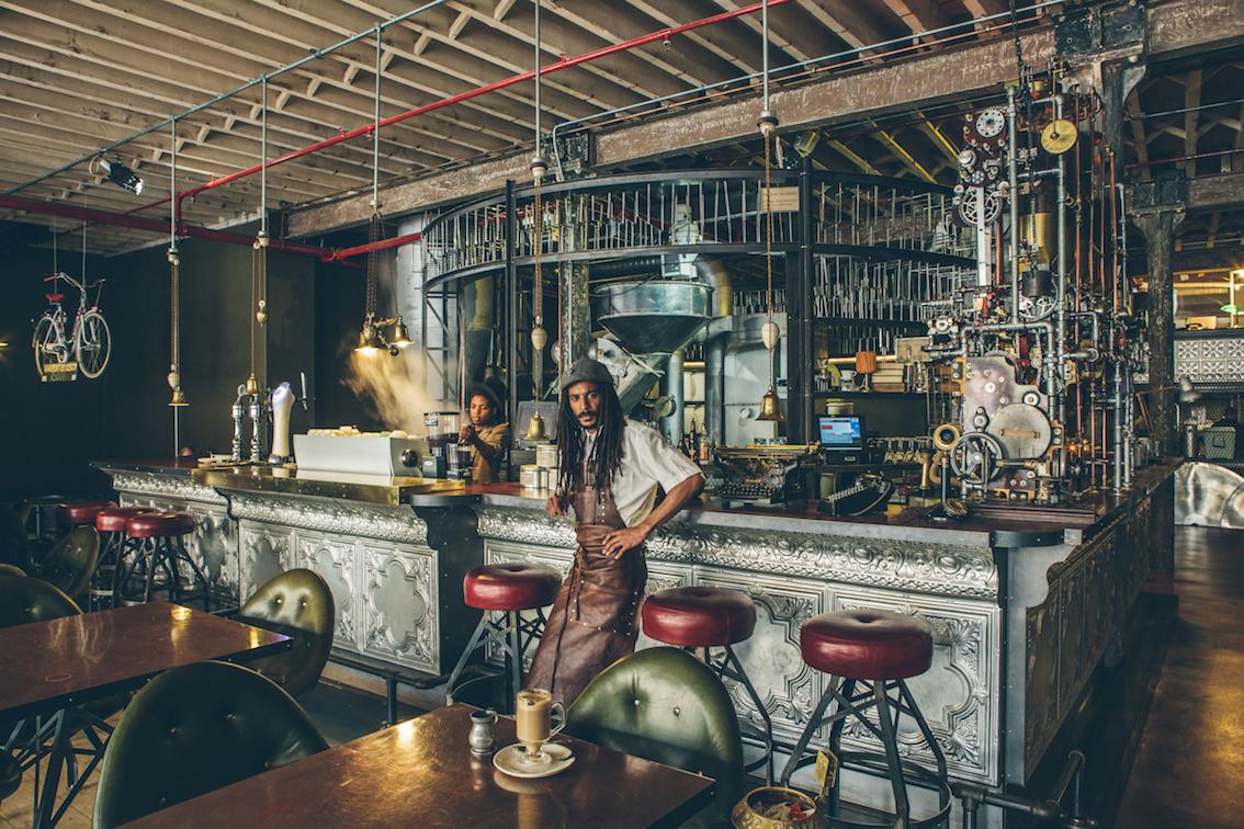 Truth Coffee Shop