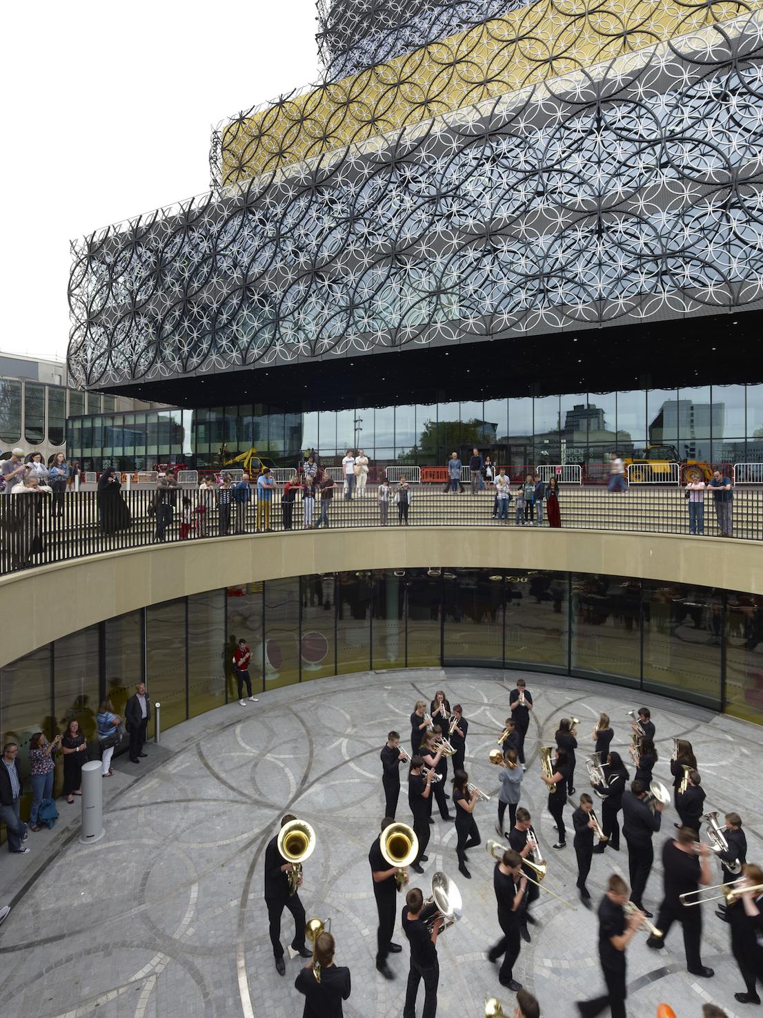 Biblioteca di Birmingham