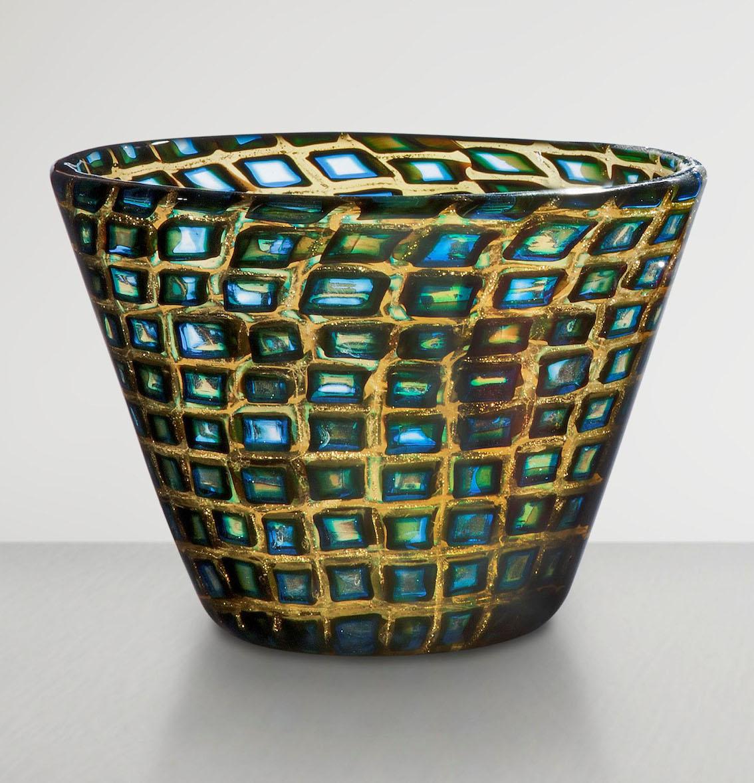 Venetian Glass by Carlo Scarpa: The Venini Company, 1932-1947