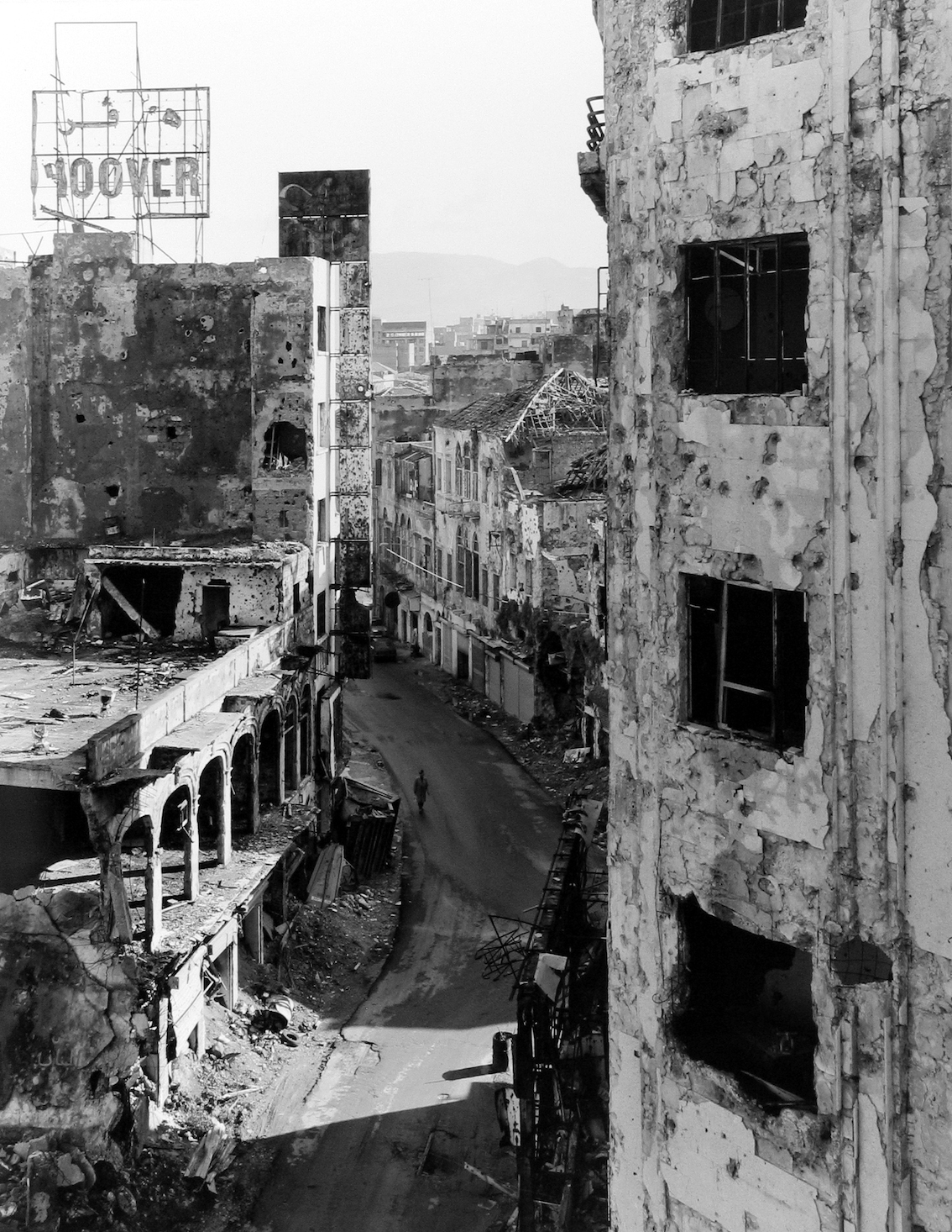 Gabriele Basilico, Beirut, 1991