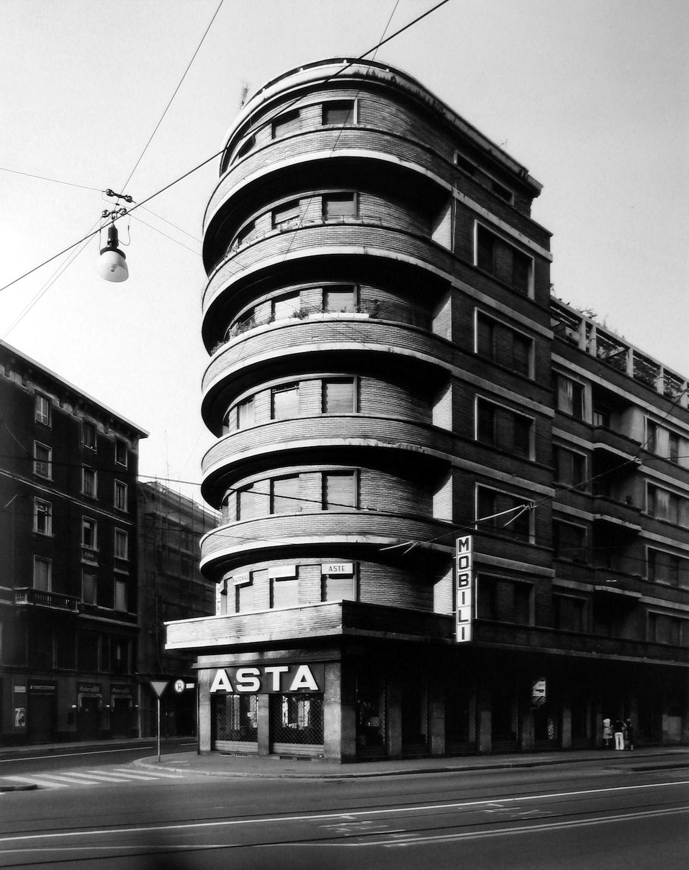 Gabriele Basilico, Milano, 1980