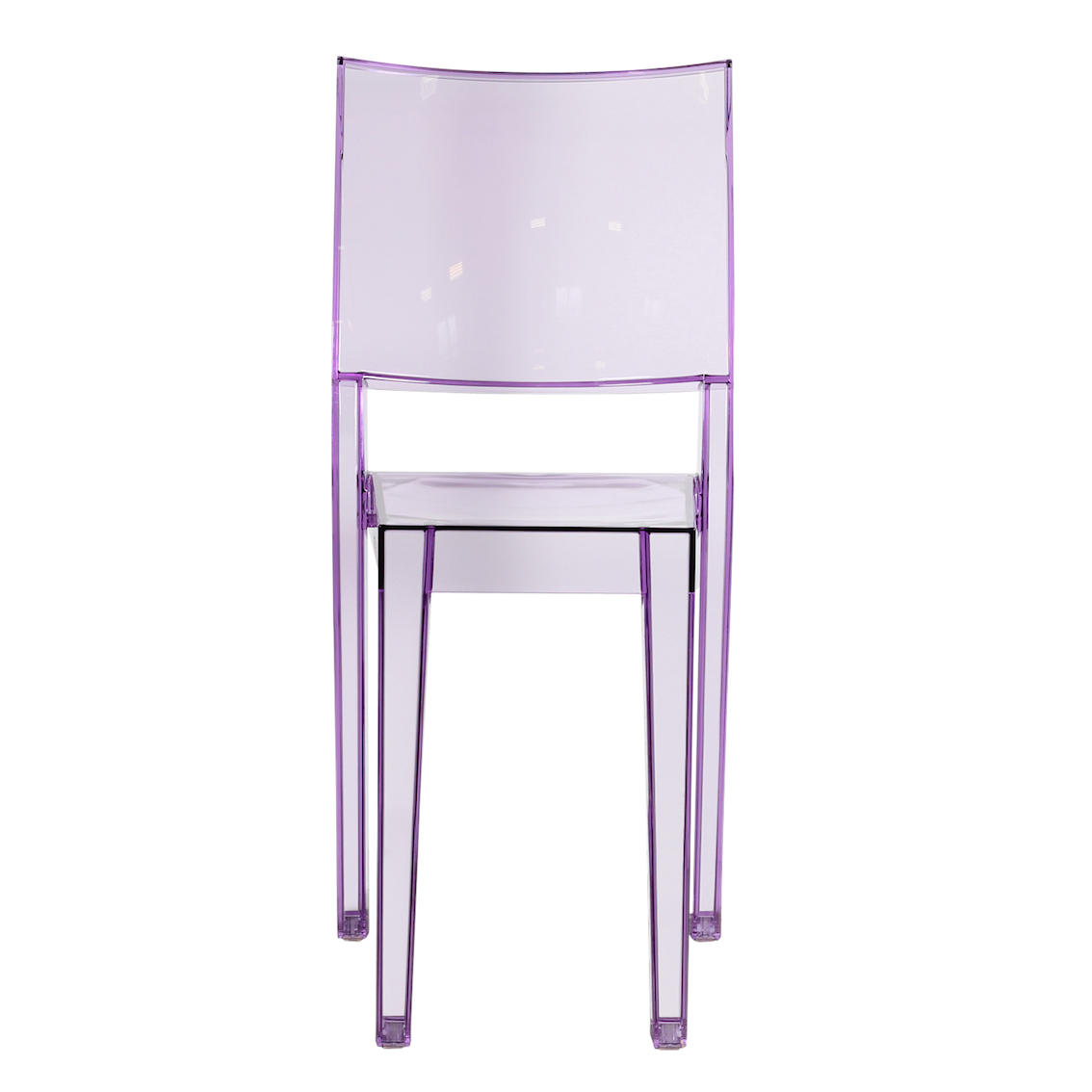 Stunning la marie kartell contemporary for Chaise la marie starck