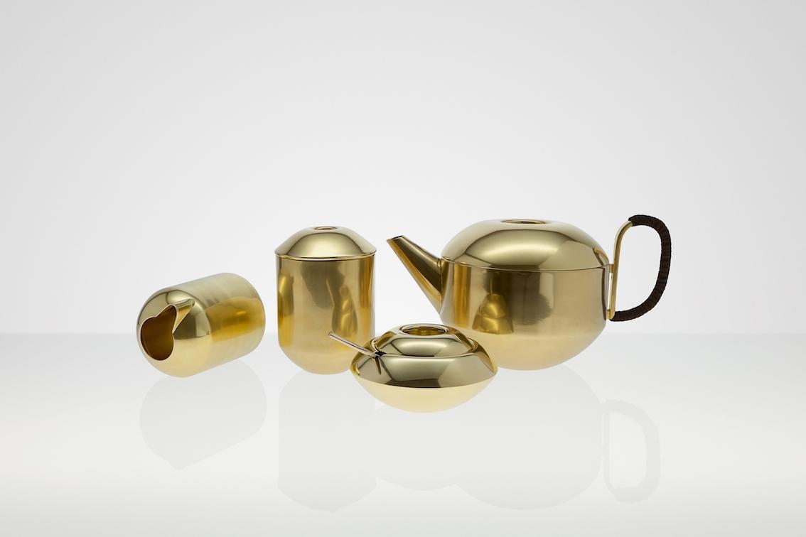 Eclectic Form Tea, design di Tom Dixon