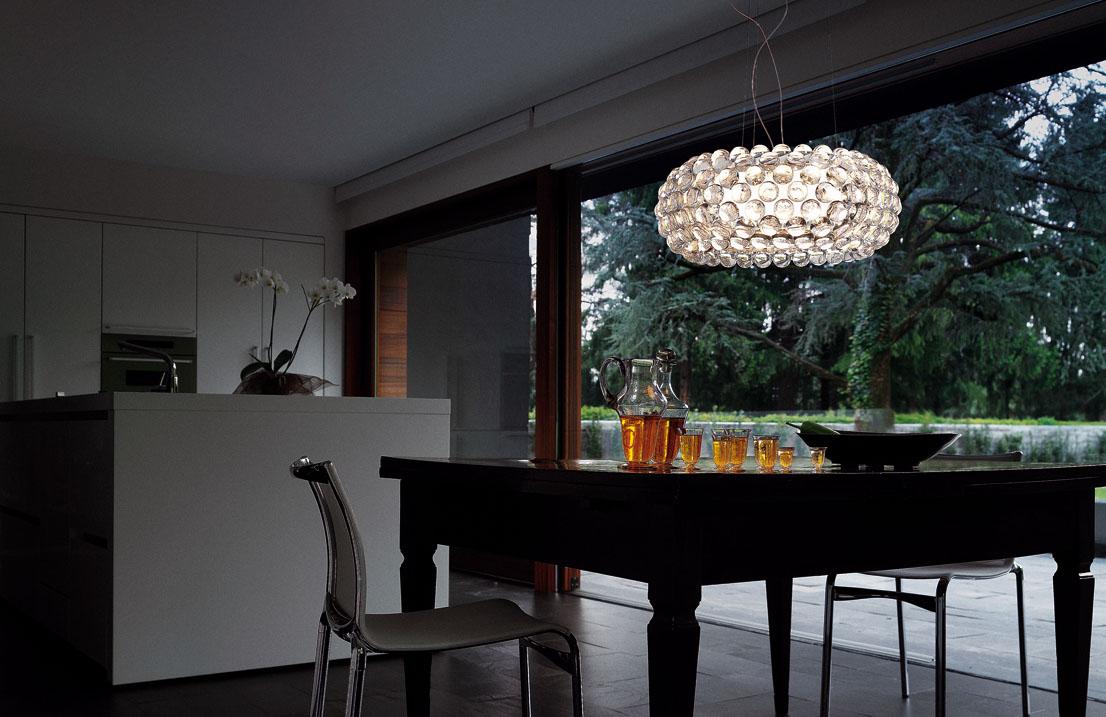 Caboche, design di Patricia Urquiola per Foscarini