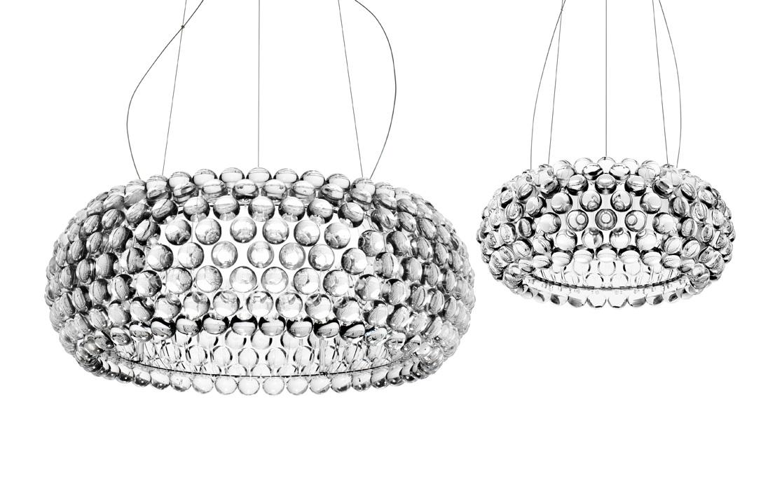 lampadario foscarini : Lampada Caboche, Foscarini - Patricia Urquiola Klat