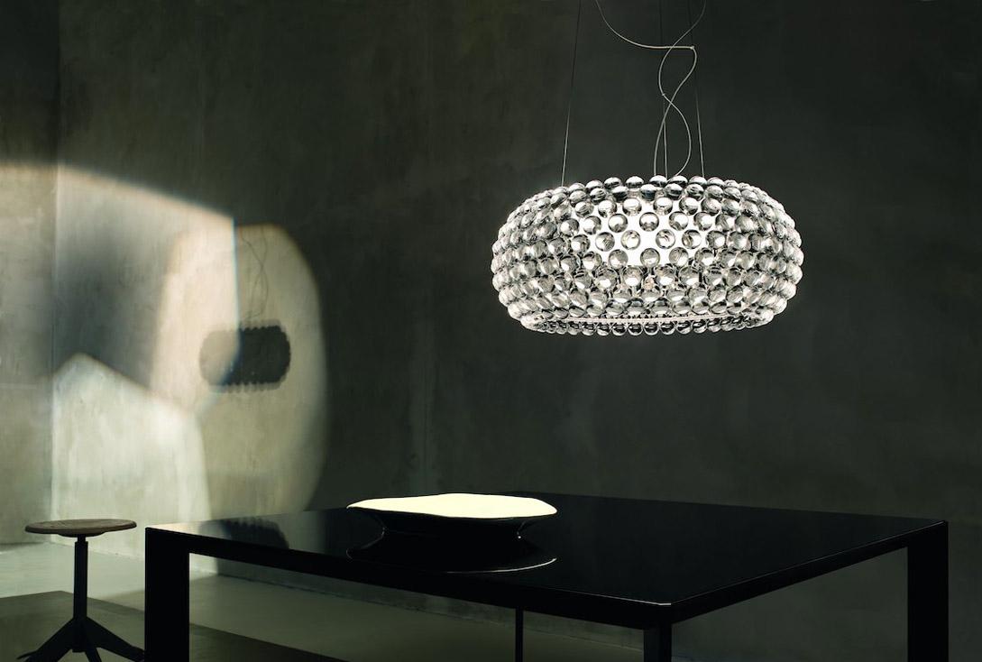 Lampe Caboche Patricia Urquiola caboche lamp, foscarini - patricia urquiola | klat