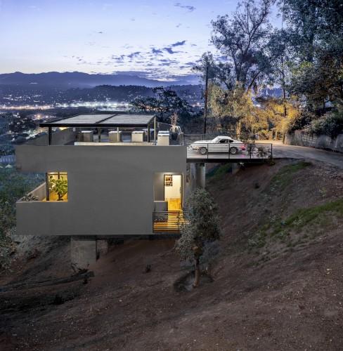 Car Park House LA