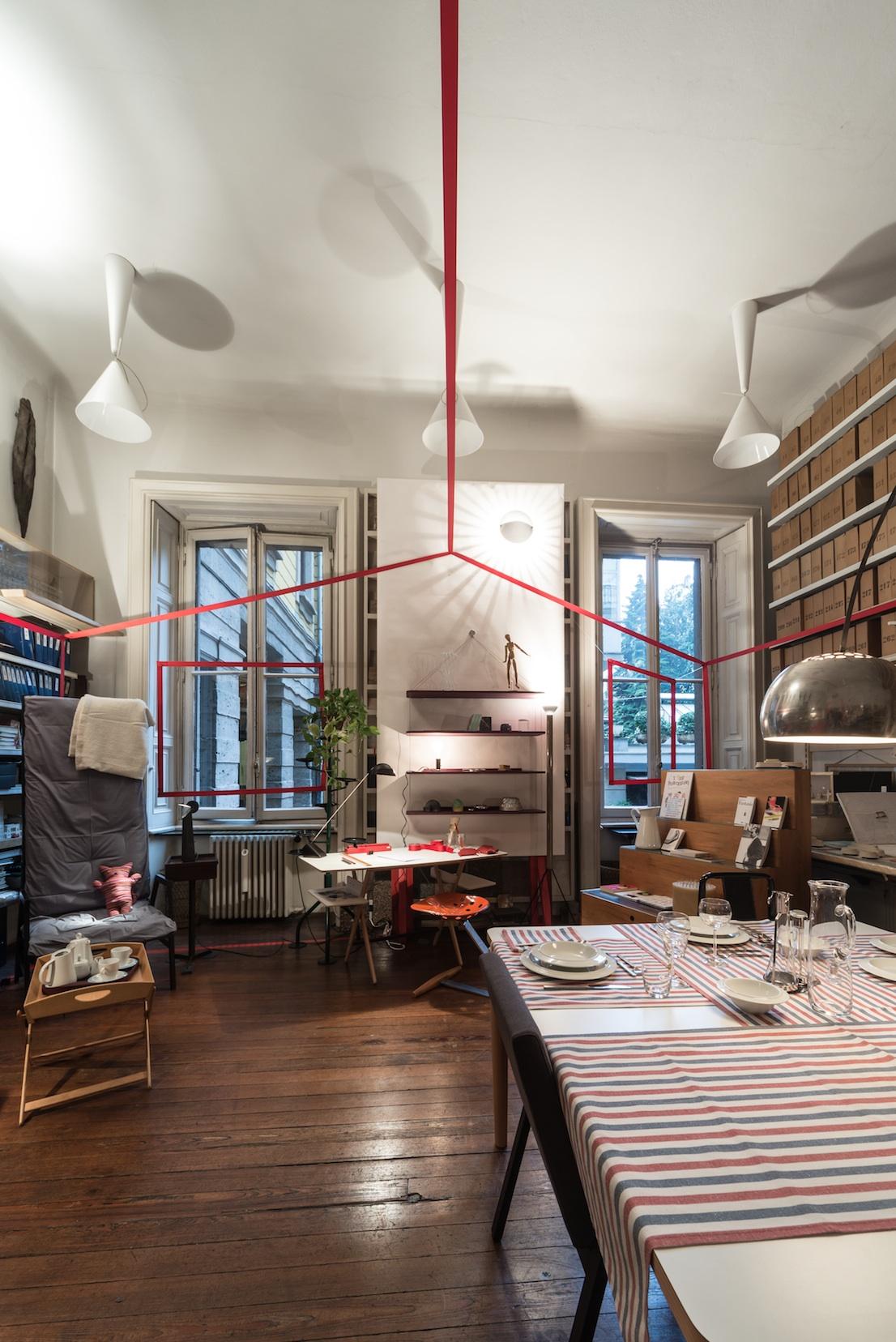 Casa Achille Castiglioni