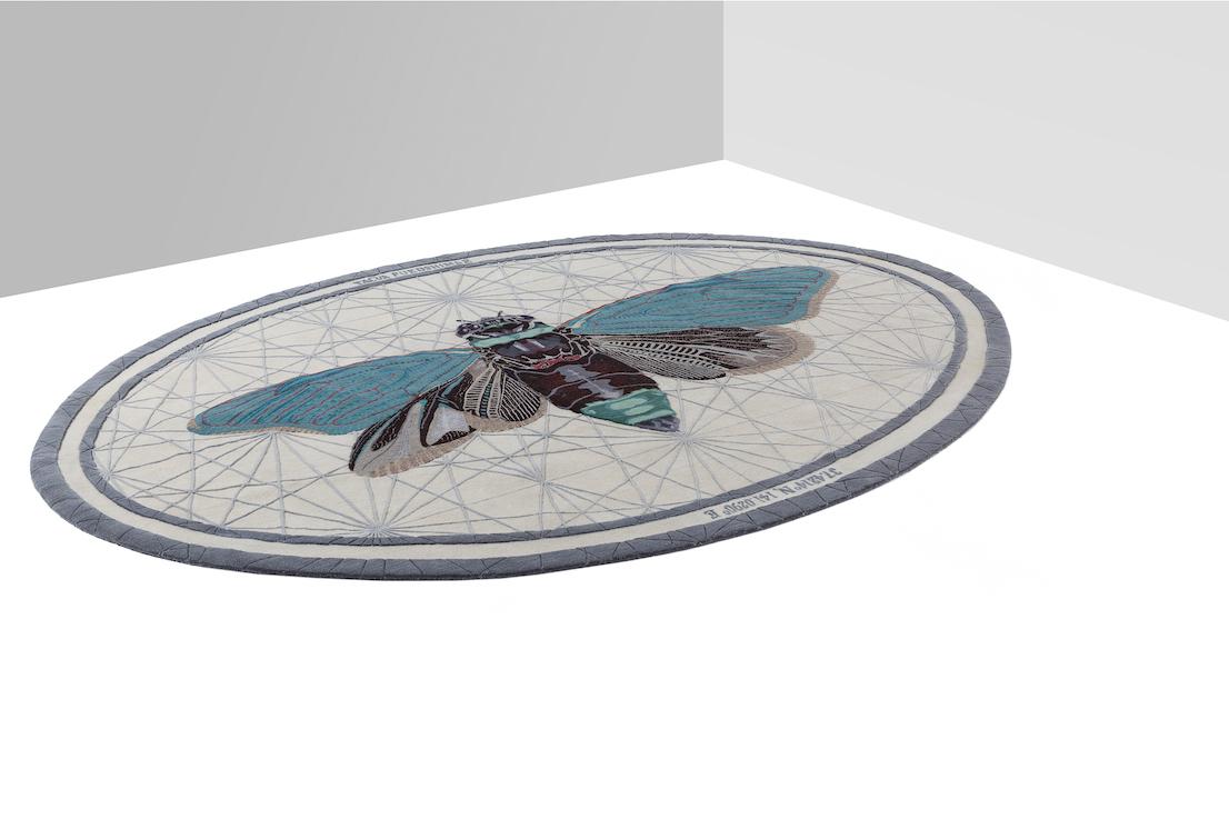 Mutazioni, Tacua Fukushimae, design di Lanzavecchia + Wai, 2013