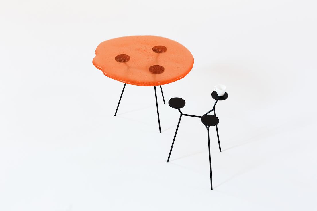 AUSTERITY, design di Lanzavecchia + Wai, per FOODMADE, Padiglione Italia Salone del Mobile 2013