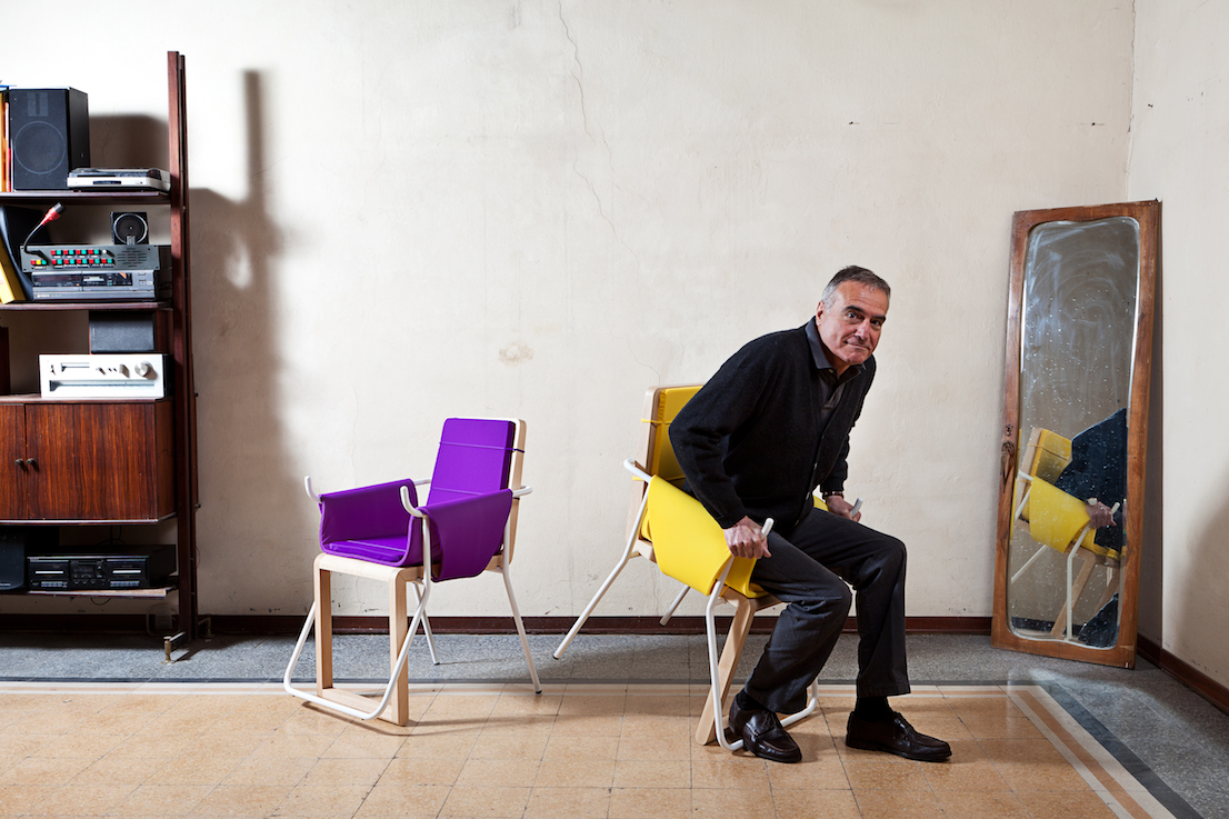 Assunta – No country for old men, design di Lanzavecchia + Wai, 2012