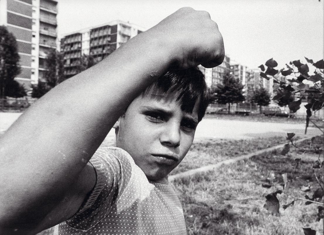 Pioltello, 1973. Foto di Toni Thorimbert.