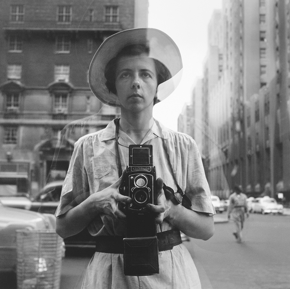 Vivian Maier, Self-Portraits.
