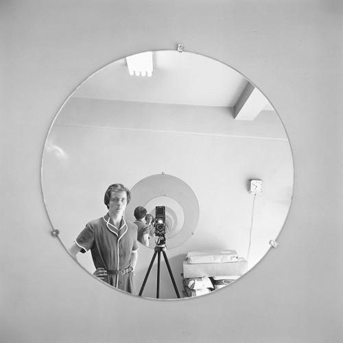 Vivian Maier, Self-Portraits.