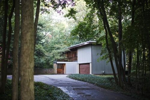 George Nelson, Kirkpatrick-House