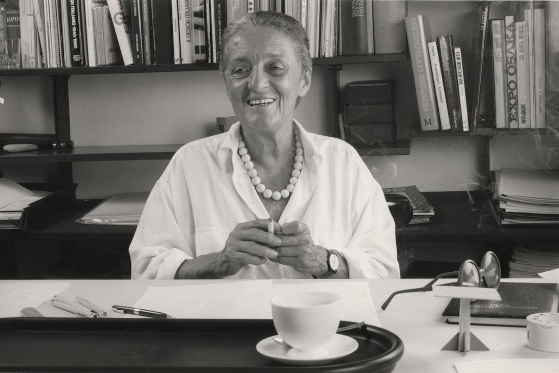 Anna Castelli Ferrieri per Kartell