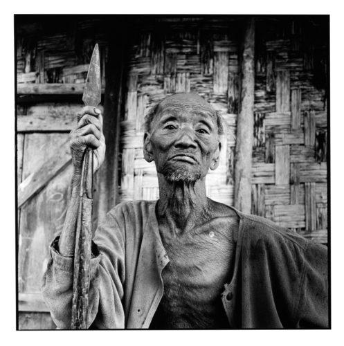 Dalla serie Nagaland di David Bailey, 2012. © David Bailey.