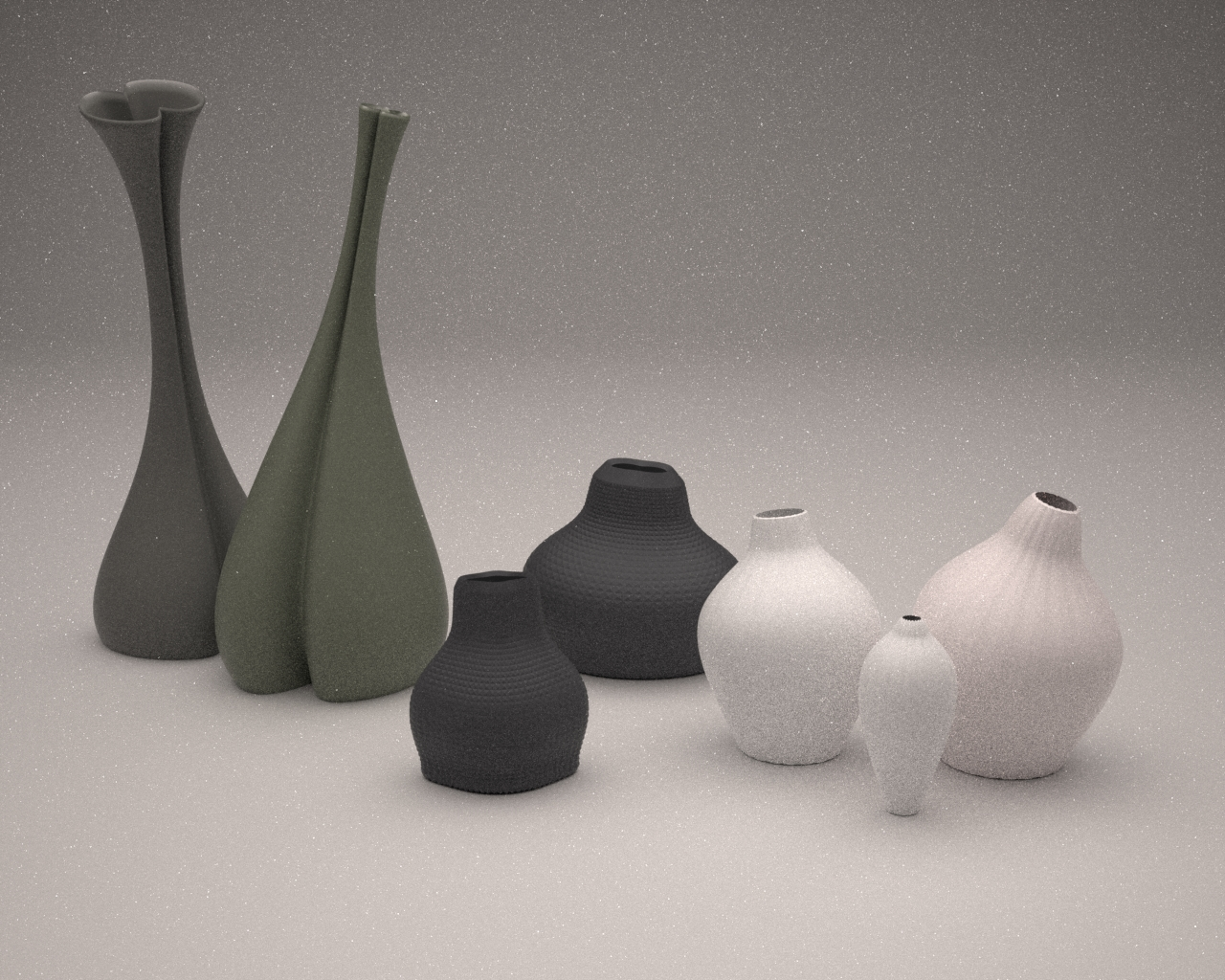 Specimina, design by Valerio Sommella, 2011.