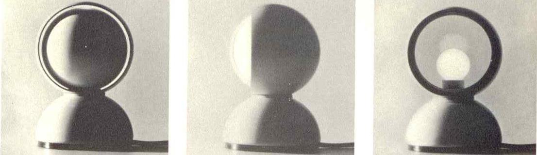 Eclisse di Vico Magistretti per Artemide