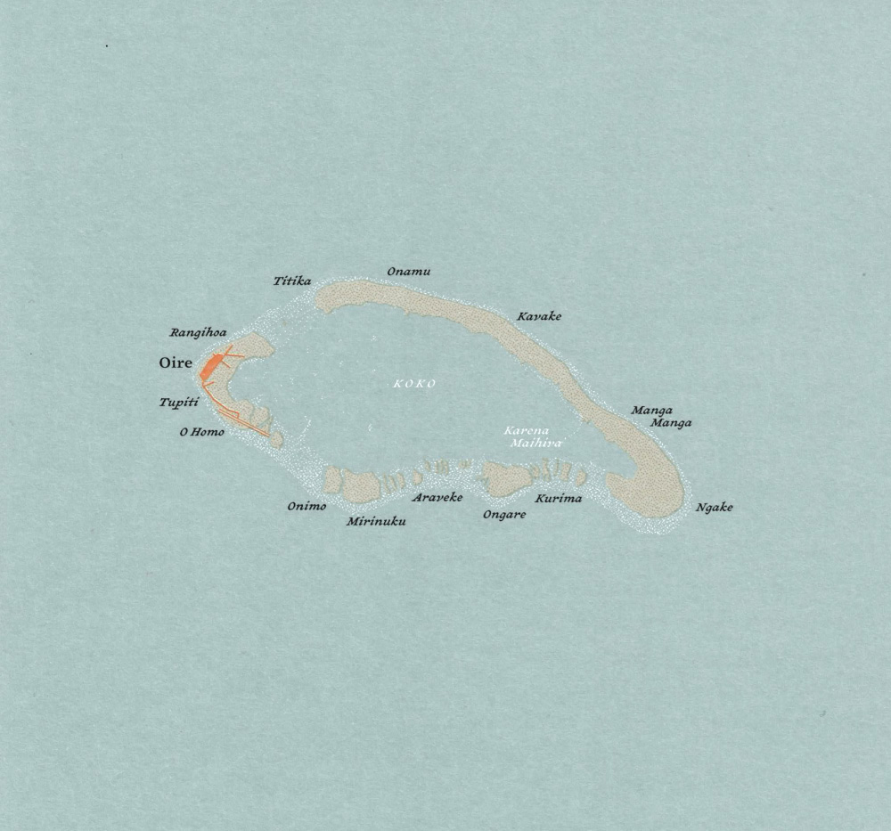 Atlante delle isole remote di Judith Schalansky. Bompiani.