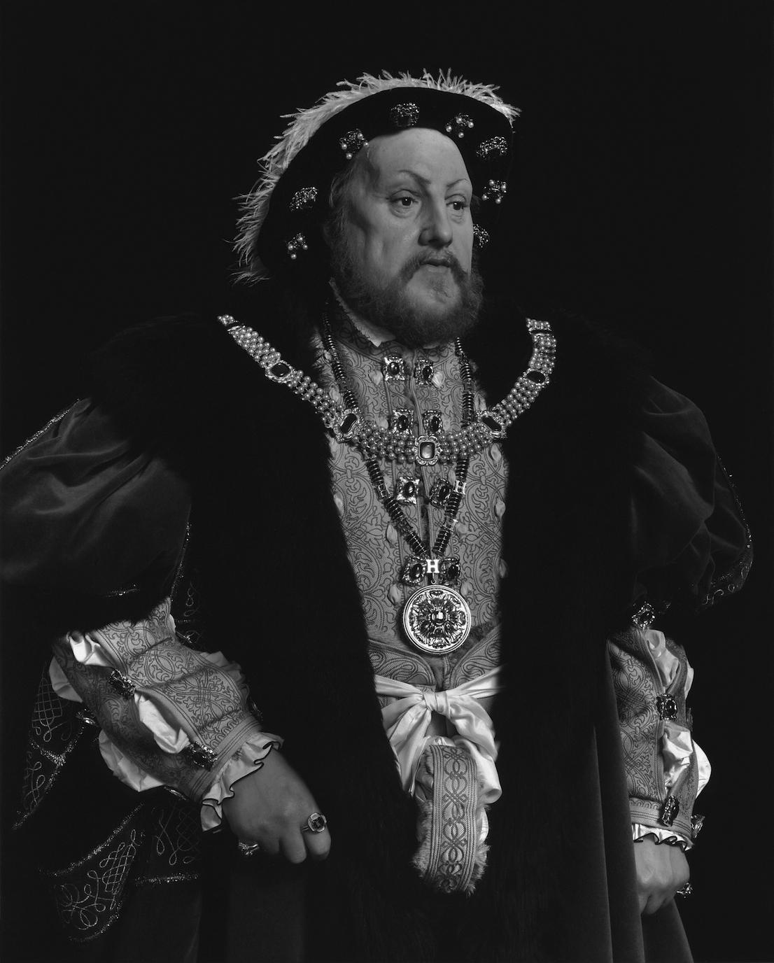 Hiroshi Sugimoto, Henry VIII, 1999