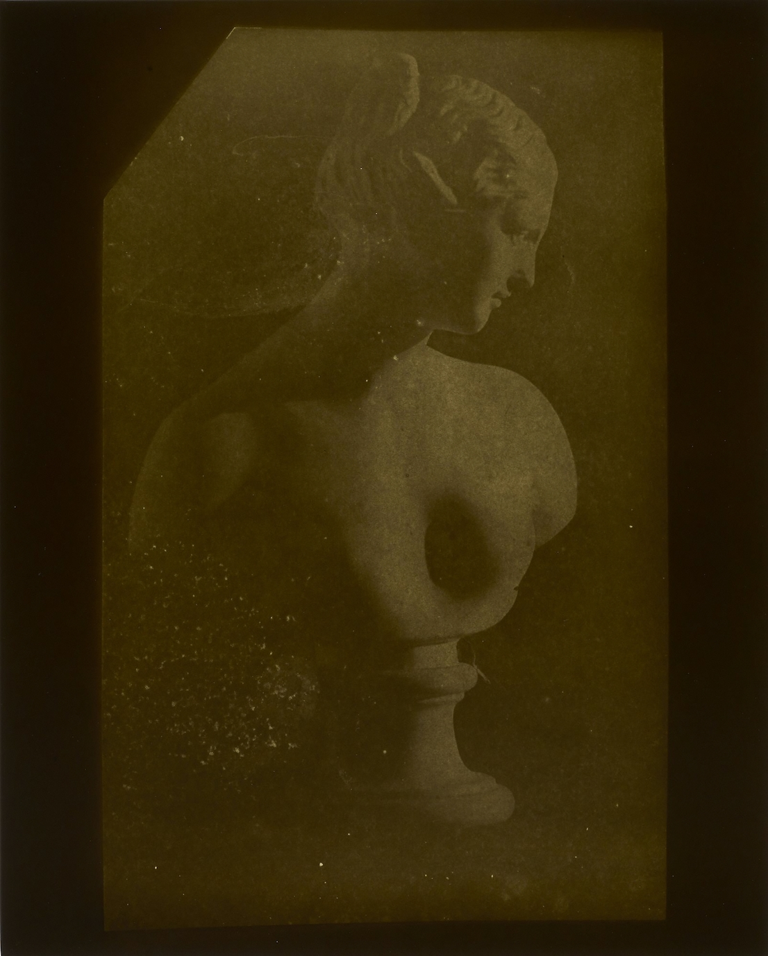 Hiroshi Sugimoto, Bust of Venus, November 26, 1840, 2009
