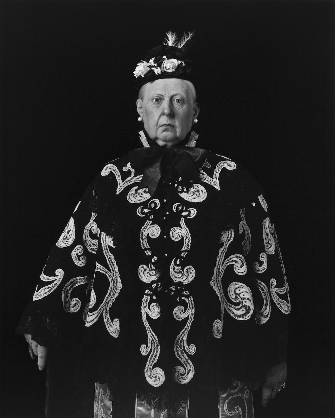 Hiroshi Sugimoto, Queen Victoria, 1999