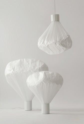 Vapeur, design di Inga Sempé per Moustache