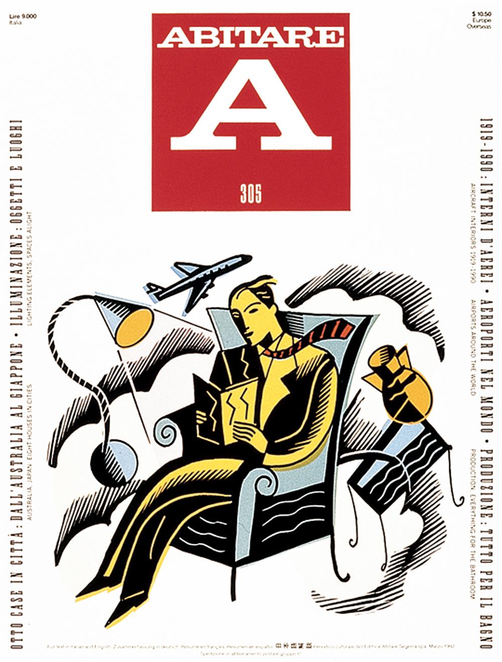 Abitare, n. 305, 1992.