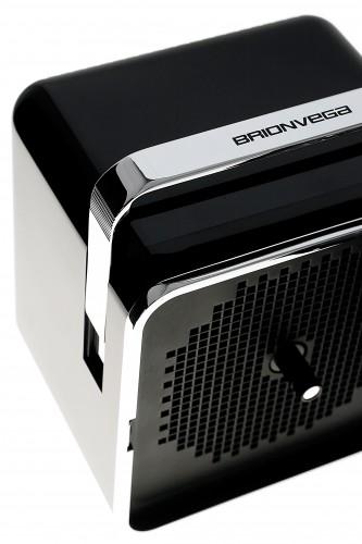 La radio Cubo, progettata nei primi anni Sessanta da Marco Zanuso e Richard Sapper per Brionvega