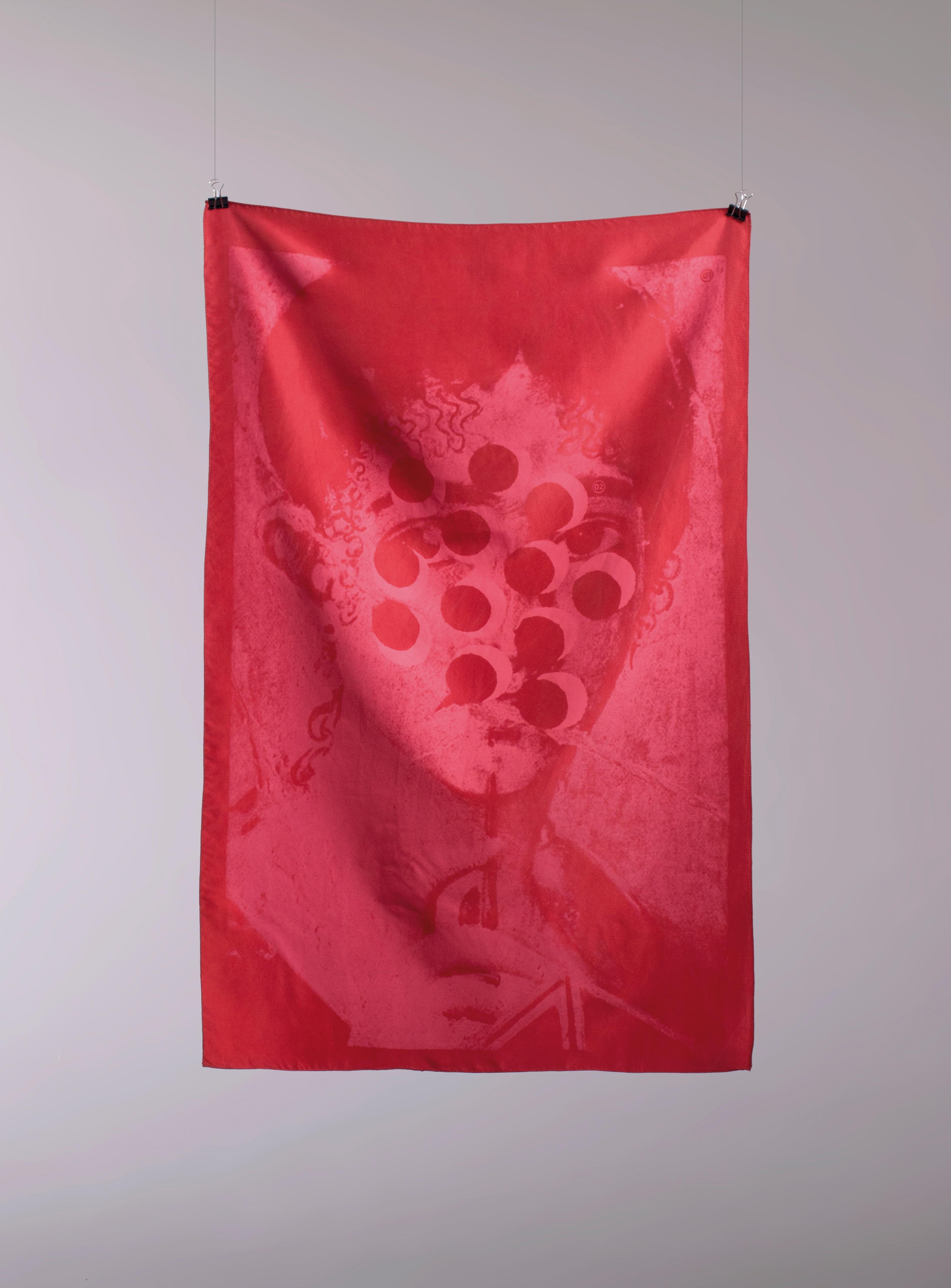 Studio Formafantasma, Turkish Red, per/for Textiel Museum Tilburg, 2013.