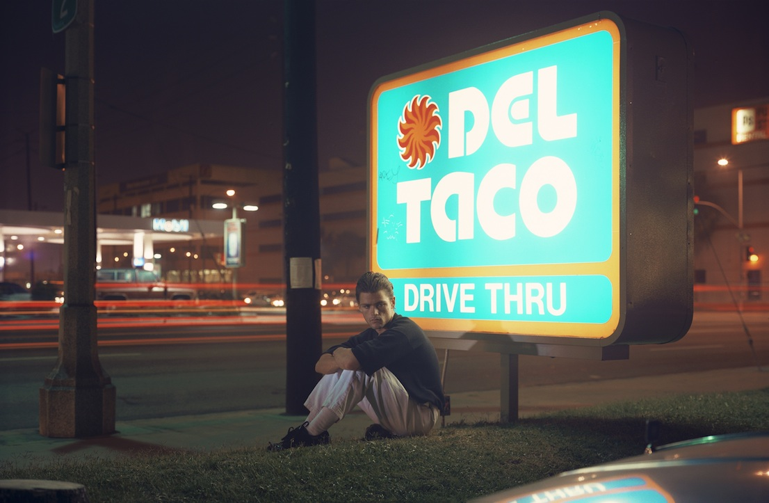 Philip-Lorca diCorcia, Ralph Smith, 21 years old, Ft. Lauderdale, Florida, 25, 1990–2.