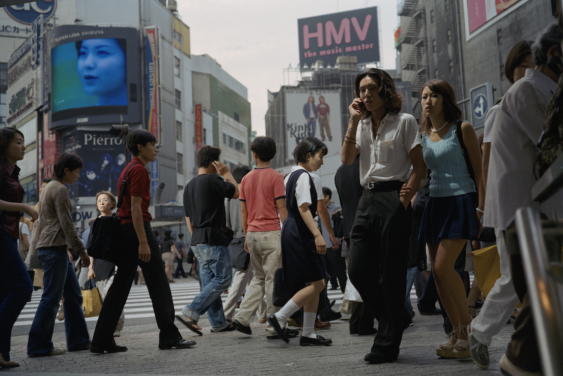 Philip-Lorca diCorcia, Tokyo, 1998. Courtesy: Philip-Lorca diCorcia, Sprüth Magers, Berlin, London e/and David Zwirner, New York, London.