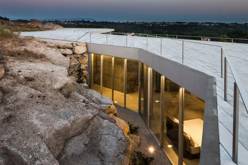 Quinta de Lemos, progettata da Carvalho Araújo