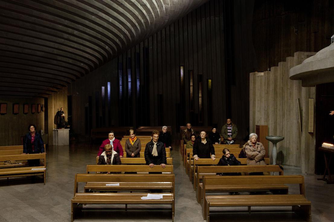 Andate in Pace, Chiesa della Sacra Famiglia, Salerno. Giovedì, ore 19:00.