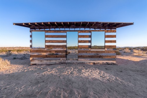 Lucid Stead, di Phillip K. Smith III. Foto: © Steven King Photography