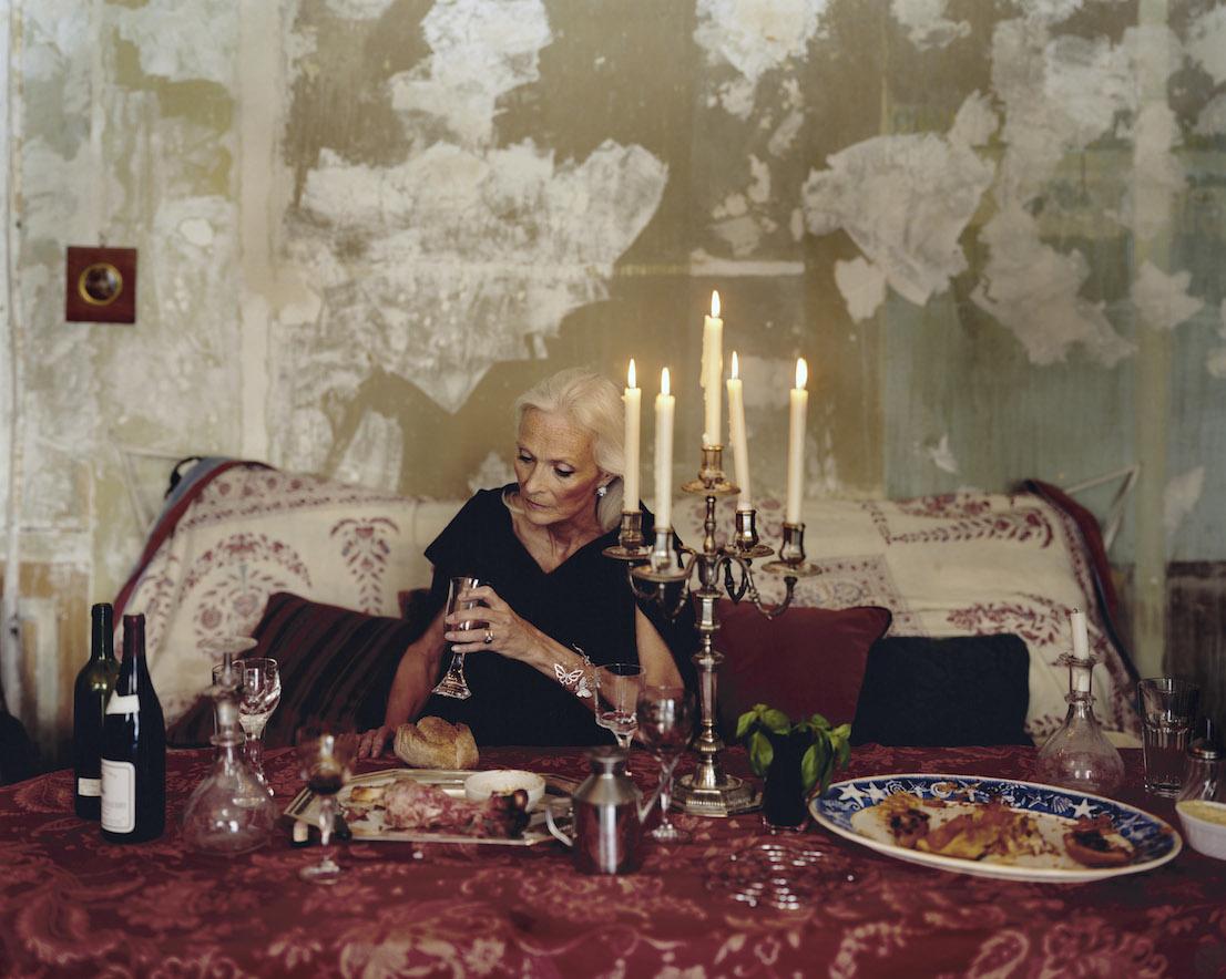 Alec Soth, Jane 1 (dinner), 2007.