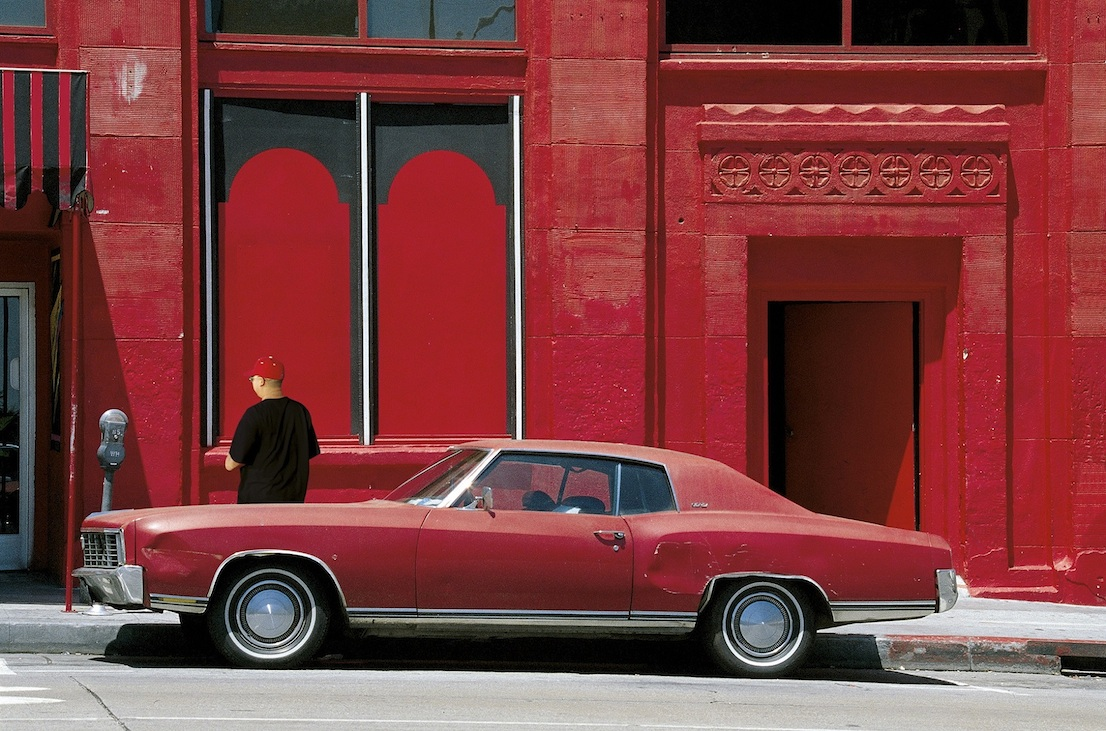 Franco Fontana, Los Angeles, 2001.