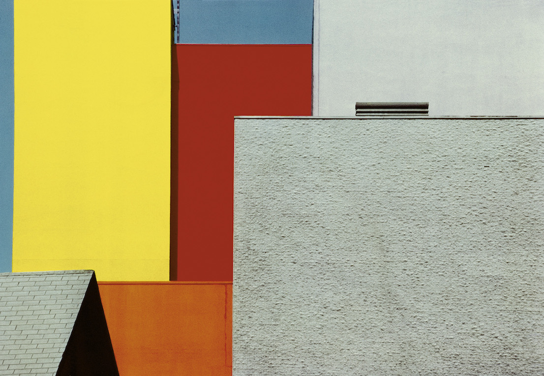 Franco Fontana, Los Angeles, 1991.