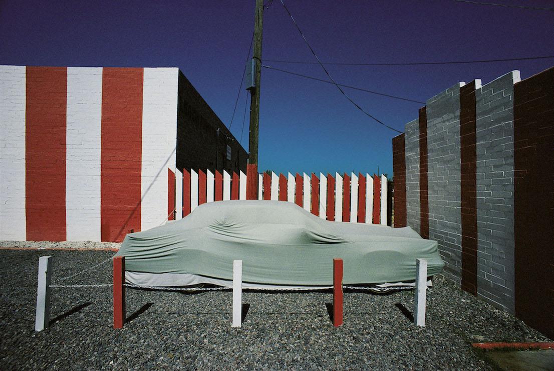 Franco Fontana, Phoenix, 1979.