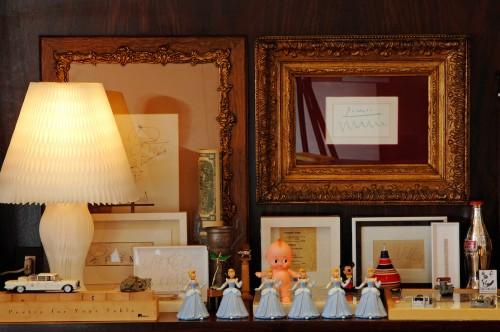 Dove vivono gli architetti, mostra allestita al Padiglione 9 di Fiera Milano Rho-Pero, per il Salone del Mobile 2014. Curata da Francesca Molteni e Davide Pizzigoni. Casa Kogan.