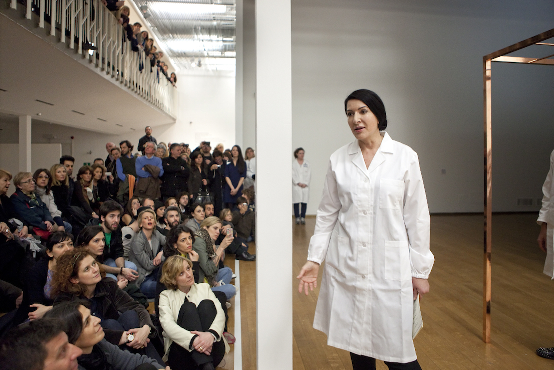 Marina Abramović Institute