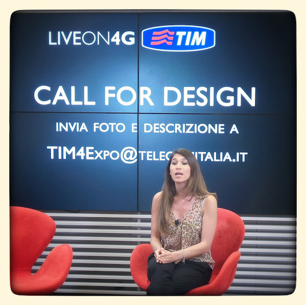 Liveon4G alla Milano Design Week