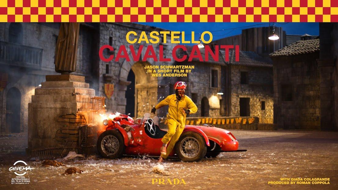 Castello Cavalcanti di Wes Anderson