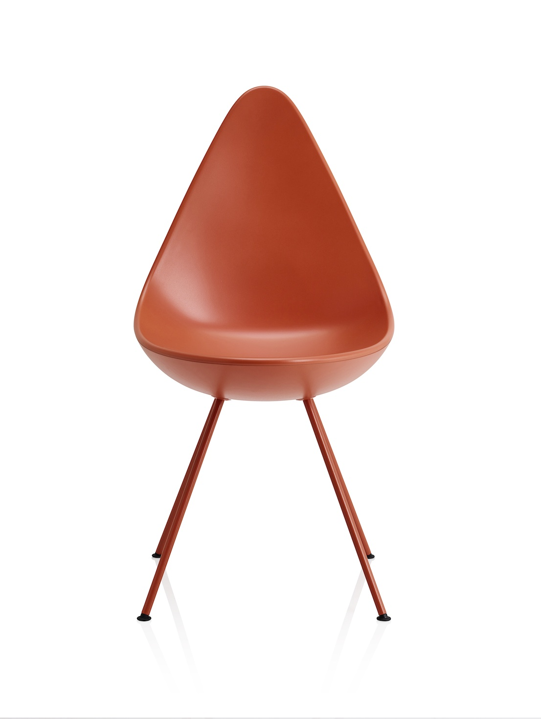 Drop chair fritz hansen arne jacobsen klat for Arne jacobsen stuhl nachbau