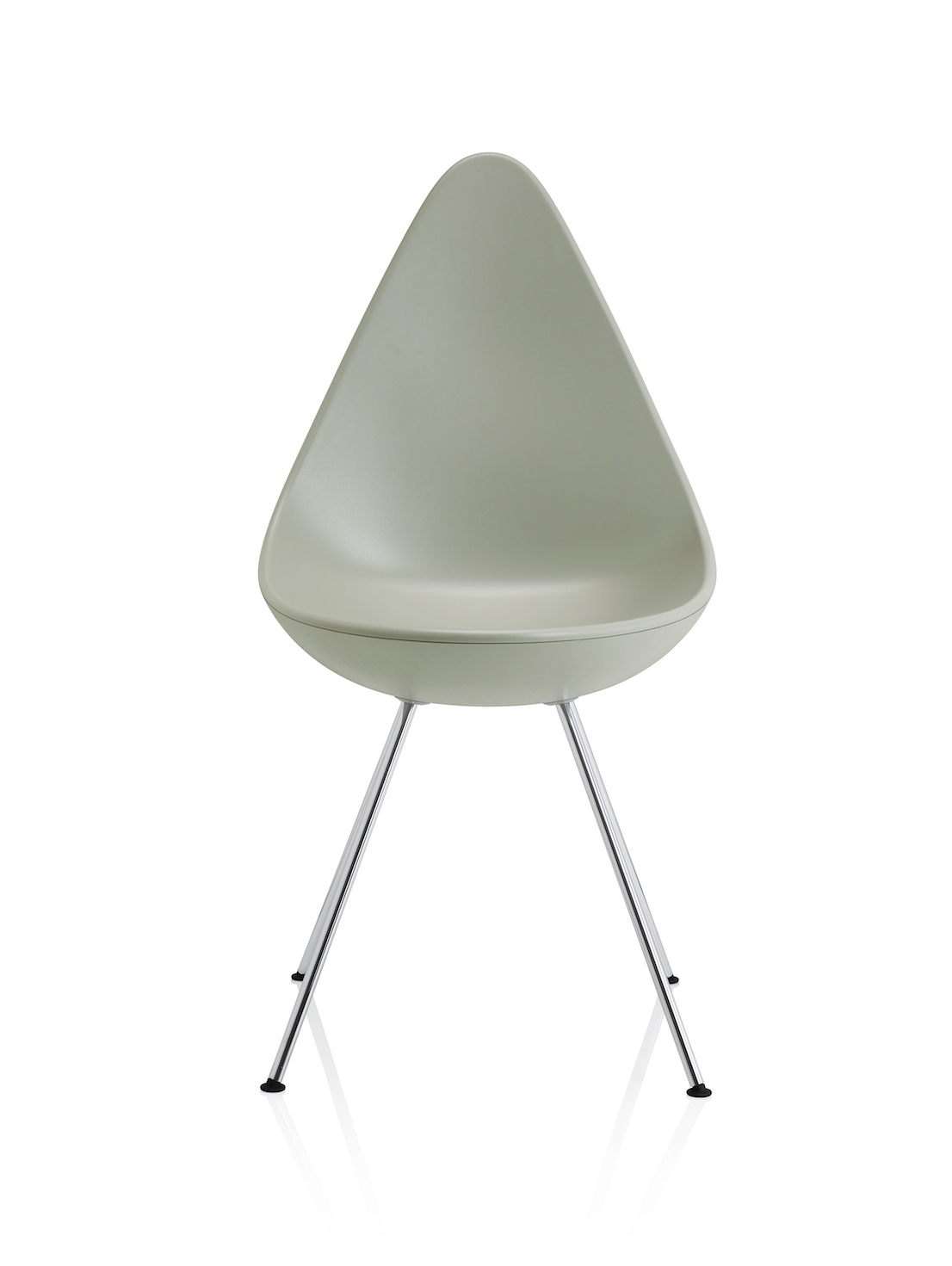 Drop Chair, design di Arne Jacobsen.