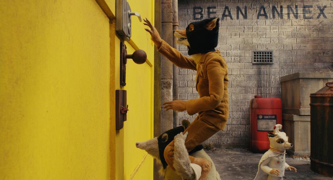 Fantastic Mr Fox di Wes Anderson