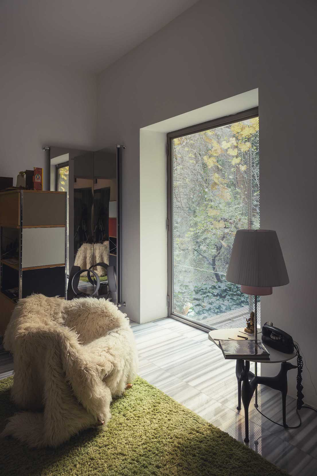 Casa di Italo Rota a Margherita Palli.